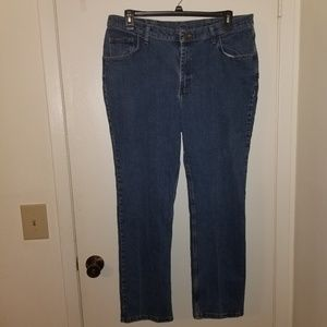 Riders by lee jeans straight 22W